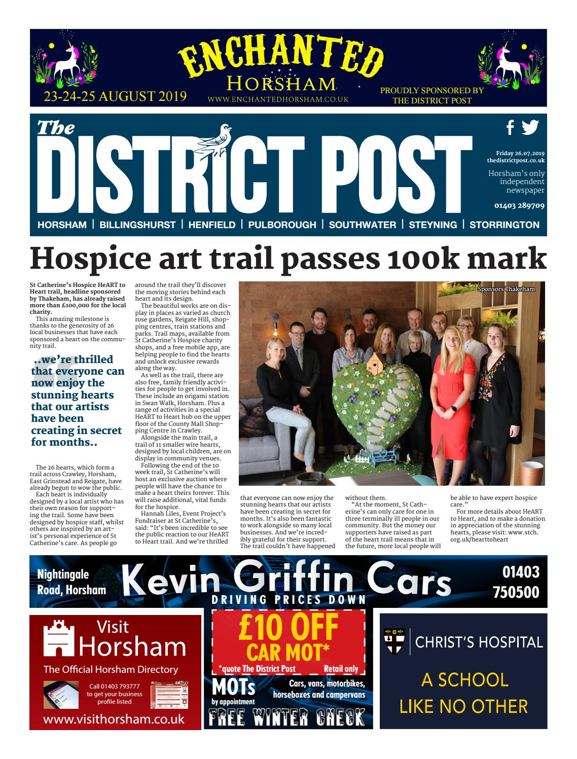 The District Post 26th July 2019 by The District Post - issuu