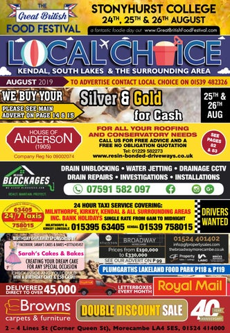 Local Choice - Lake District Edition by Local Choice Magazine - issuu
