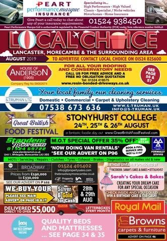 Local Choice - Bay Edition by Local Choice Magazine - issuu