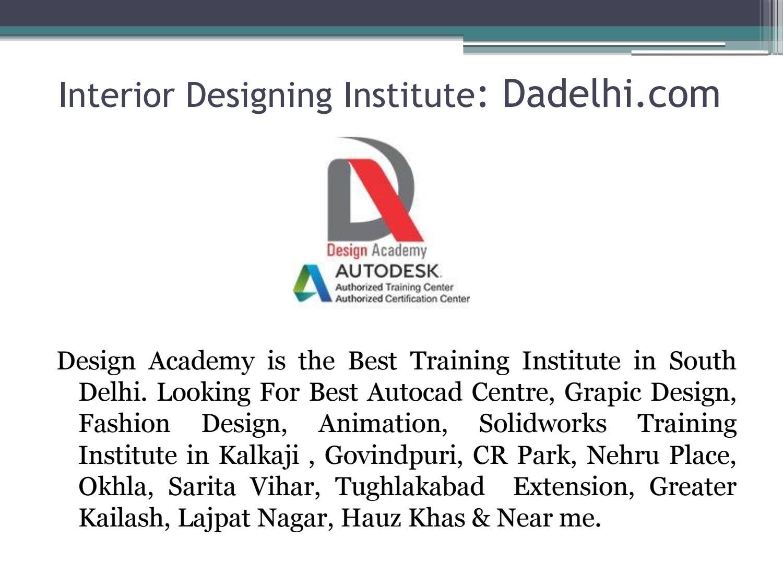 Best Interior Designing Institute In Delhi Ncr By Design Academy Issuu