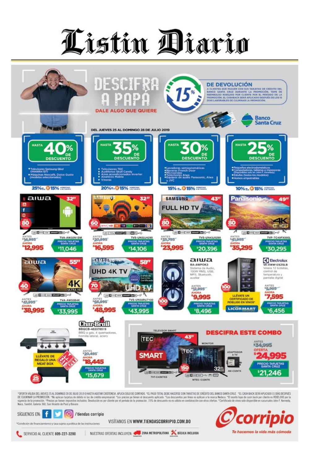 2bf2489b4439 LD 26-07-2019 by Listín Diario - issuu