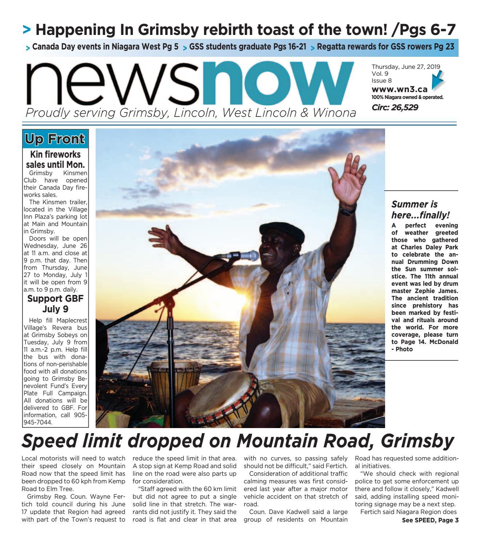 NewsNow E-Edition June 27 2019 by newsnow Niagara - issuu