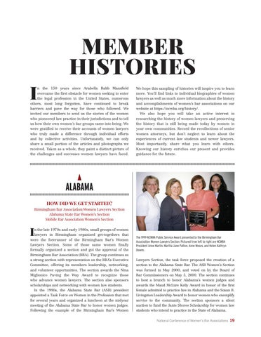 Page 23 of Member Histories