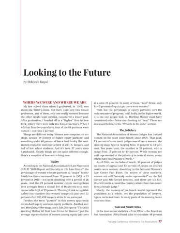 Page 81 of Looking to the Future