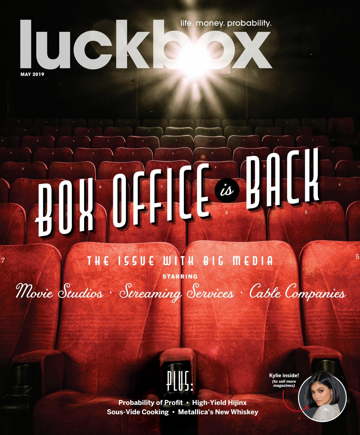 May 2019 by luckbox magazine - issuu