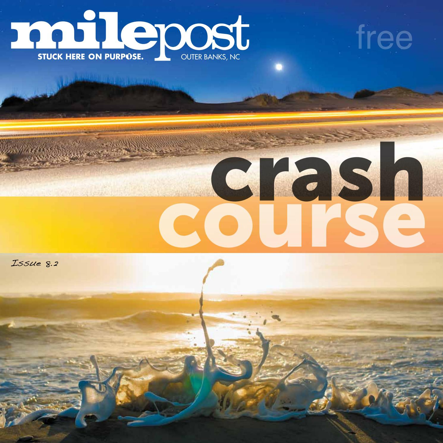 Outer Banks Milepost Issue 8 2 By Matt Walker Issuu
