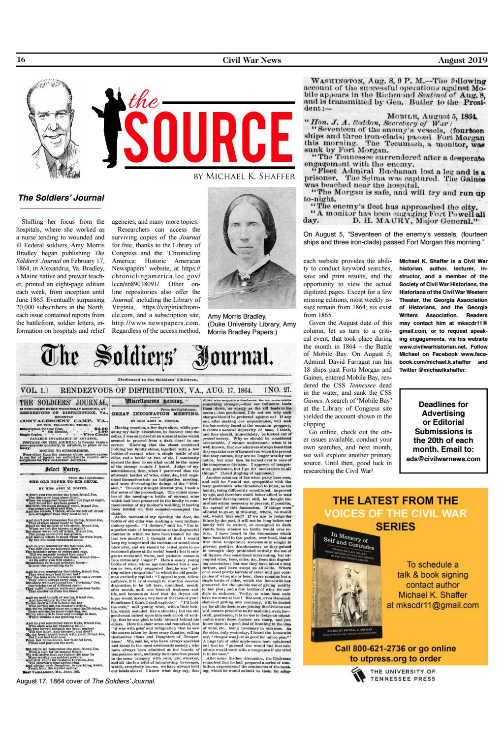 August 2019 'The Source'