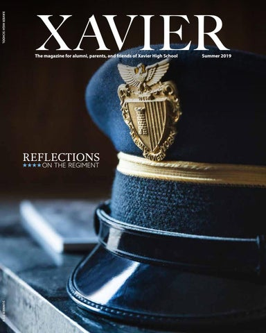 Page 1 of Xavier Magazine is here!
