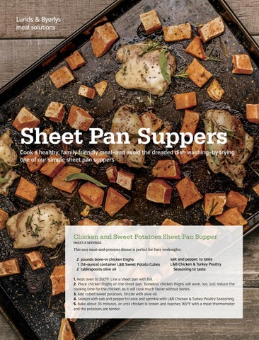 Page 18 of Sheet Pan Suppers