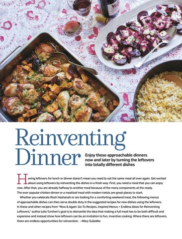 Page 52 of Reinventing Dinner
