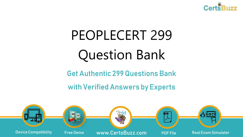PeopleCert PRINCE2 Foundation 299 Exam Q/&A PDF+SIM