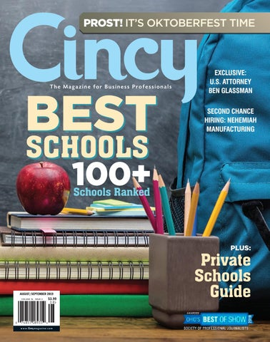 Cincy Magazine - August/September 2019 by Cincy Magazine - issuu