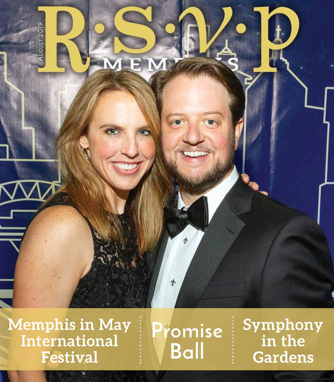 Rsvp Memphis Magazine August 2019 By Rsvp Magazine Issuu