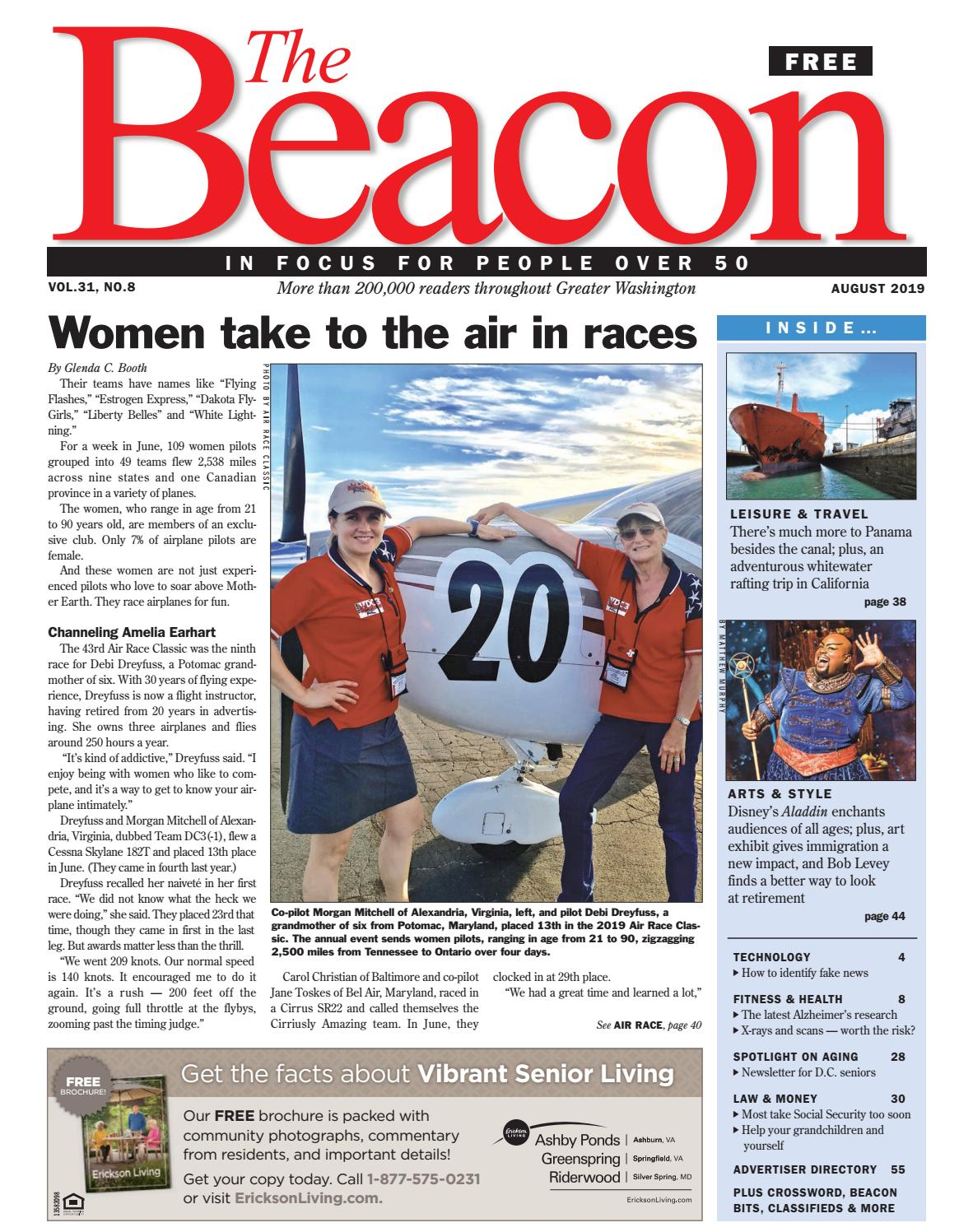 August 2019 | DC Beacon by The Beacon Newspapers - issuu