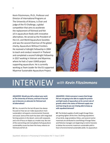 Page 6 of Interview - Kevin Fitzsimmons