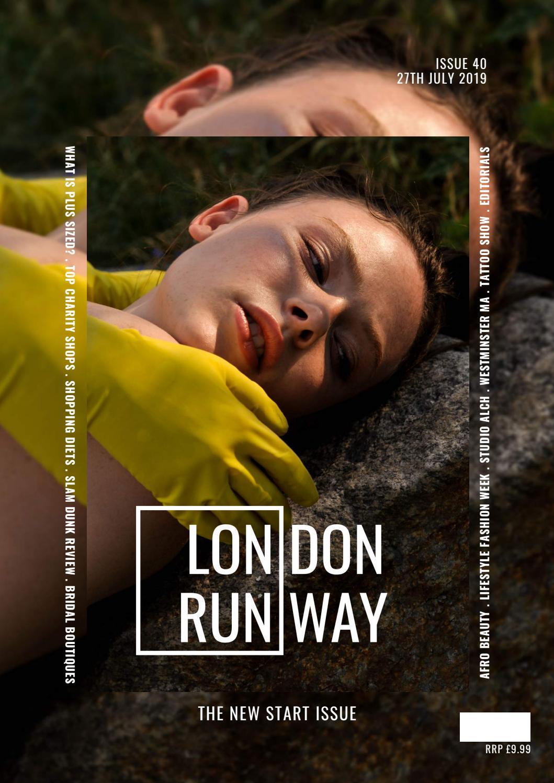 London Runway Issue 40: B by London Runway issuu