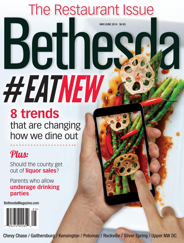 Bethesda Magazine May June 2014 By Bethesda Magazine Issuu