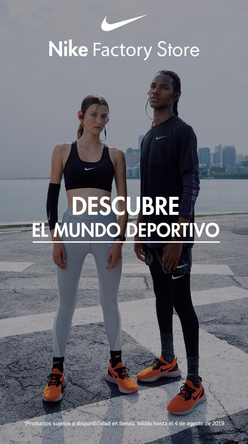 zona Colonos Arqueología  Catálogo tiendas Nike Factory Stores by CenturySports - issuu