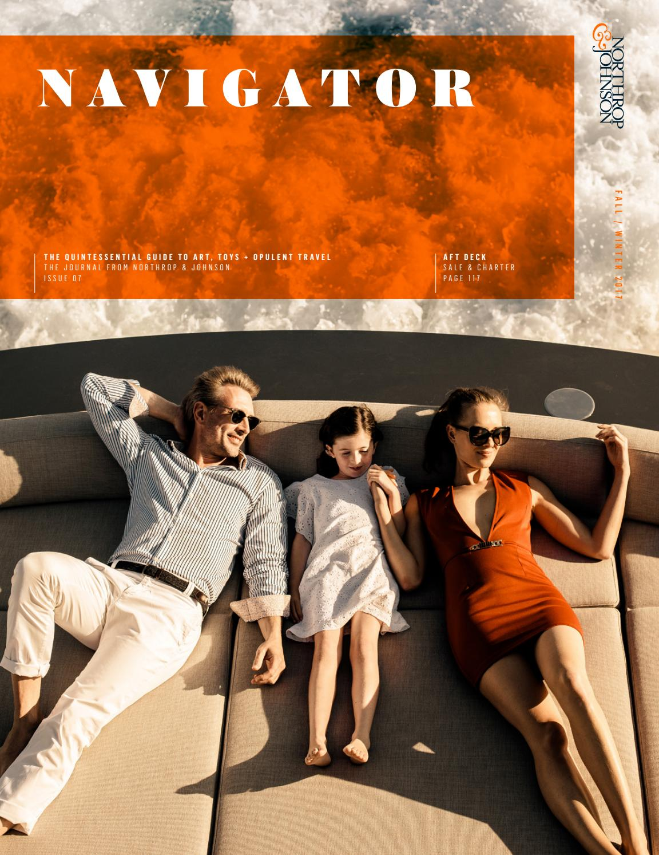 Navigator Issue 7 By Northrop Johnson Issuu