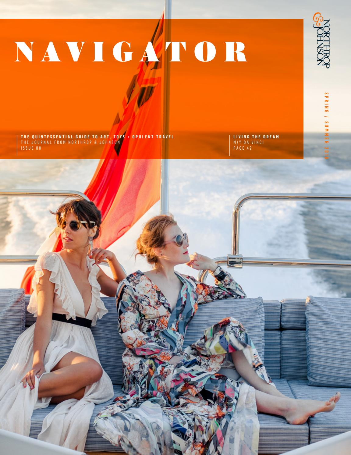 Navigator Issue 8 By Northrop Johnson Issuu