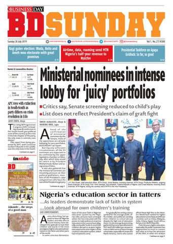 BusinessDay 28 Jul 2019 by BusinessDay - issuu