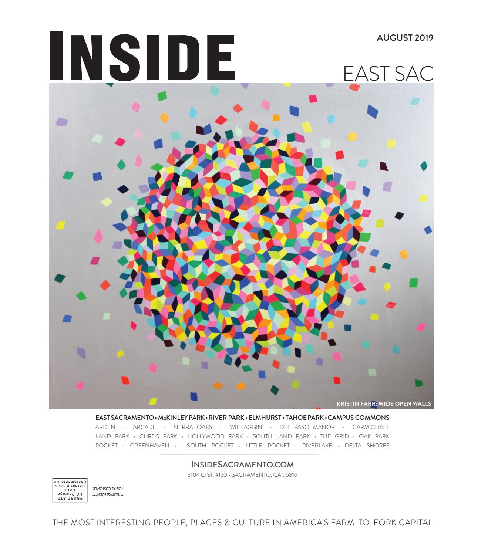 Inside East Sacramento August 2019 by Inside Publications