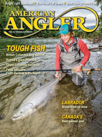 American Angler Sept Oct Issue sample