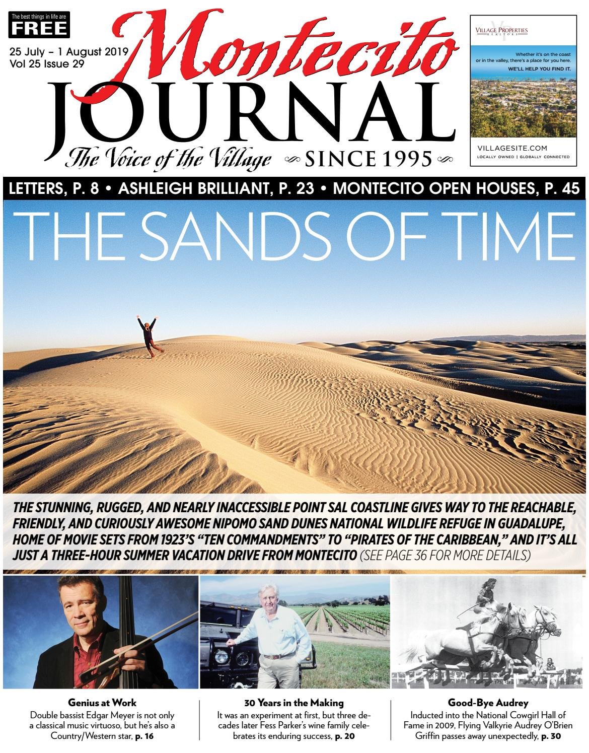 Sands of Time by Montecito Journal - issuu