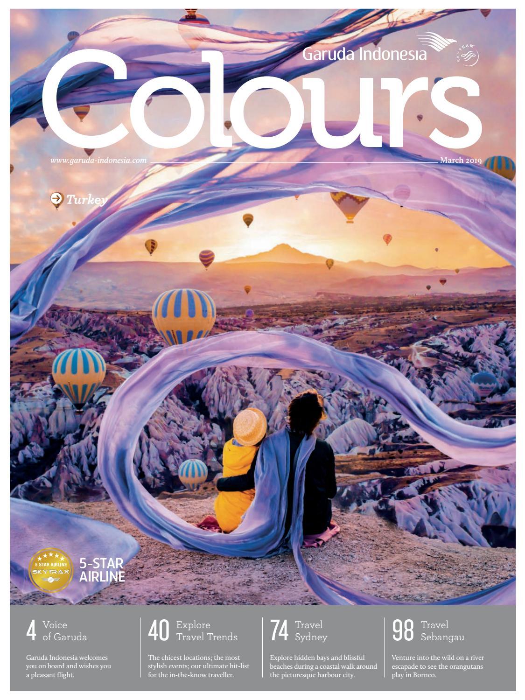 Colours Garuda Indonesia Valentino Luis March 2019 By Valentino Luis Garuda Indonesia Issuu