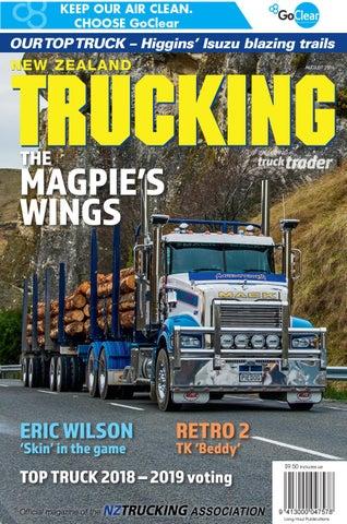 New Zealand Trucking August 2019 by NZTrucking - issuu
