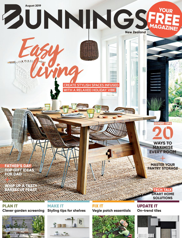Bunnings Magazine Nz August 2019 By Bunnings Issuu