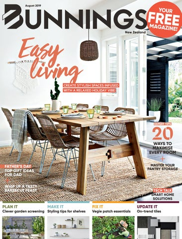 Bunnings Magazine NZ August 2019 by Bunnings - issuu