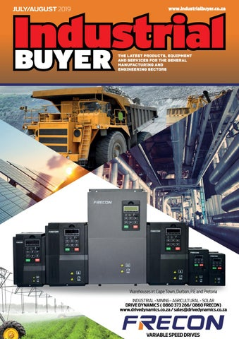 Industrial Buyer July/ August 2019
