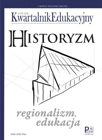 Kwartalnik Edukacyjny Nr 95 By Pcen W Rzeszowie Issuu