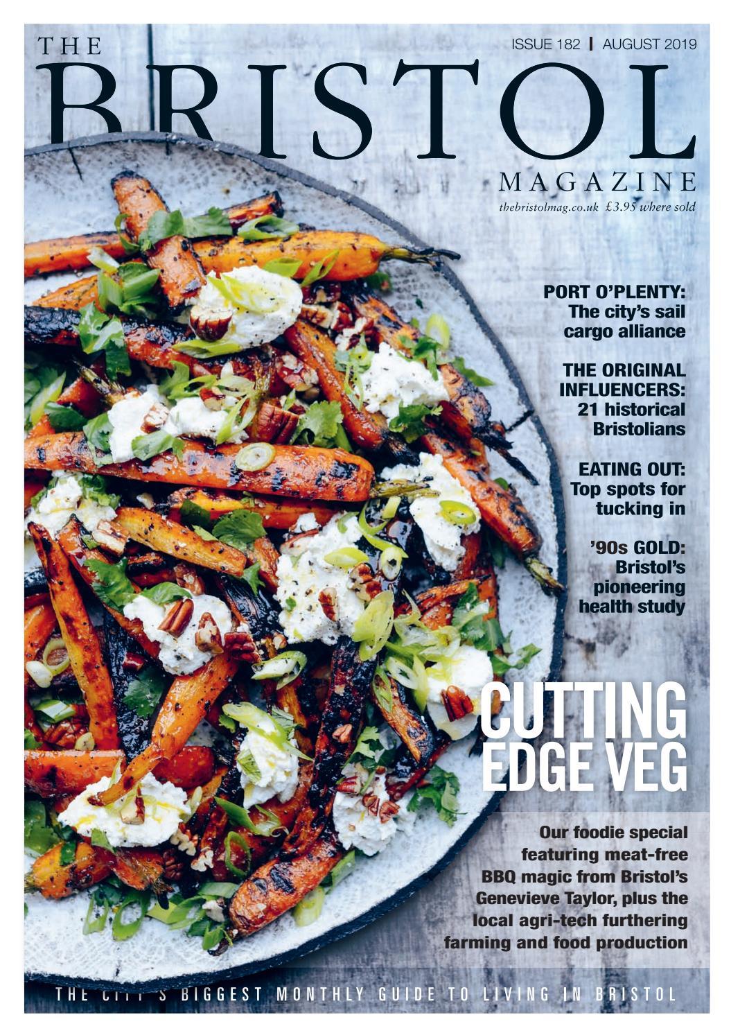 The Bristol Magazine August 2019 By Mc Publishing Limited Issuu