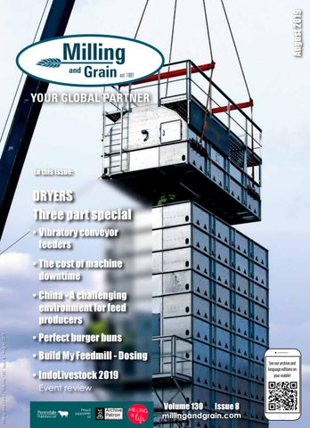 Milling and Grain | Grain Flour Feed Milling Technology Magazine