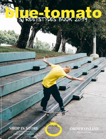 The Streetstyles Book 2019 has arrived!   Blue Tomato