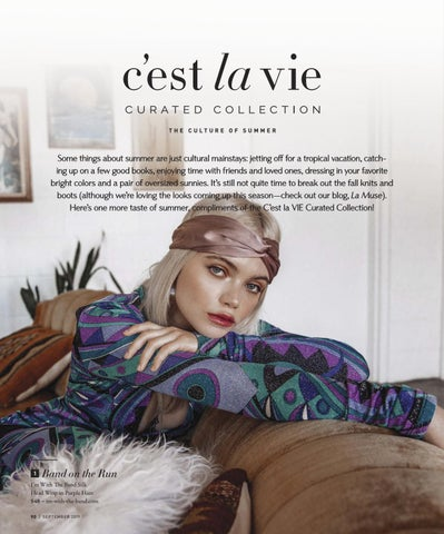 Page 90 of C'est la VIE Curated Collection