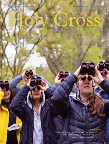 Holy Cross Magazine - Summer 2019 by College of the Holy