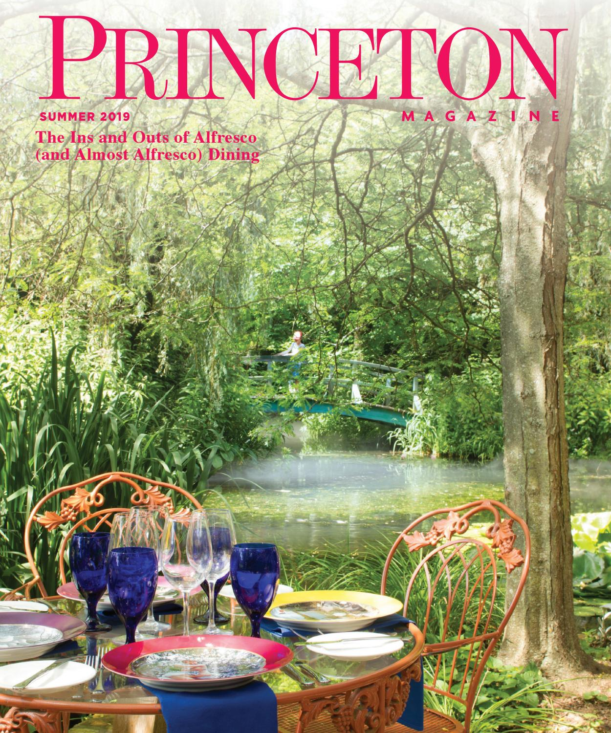 Princeton Magazine, Summer 2019 by Witherspoon Media Group
