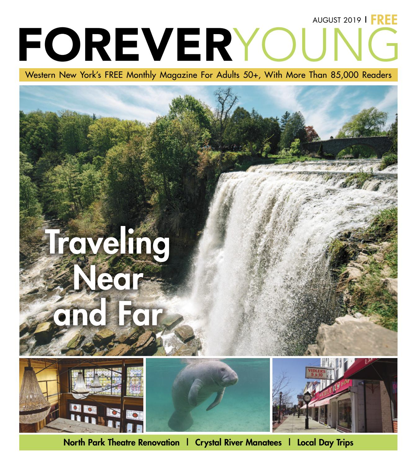 Forever Young August 2019 by Buffalo Spree - issuu