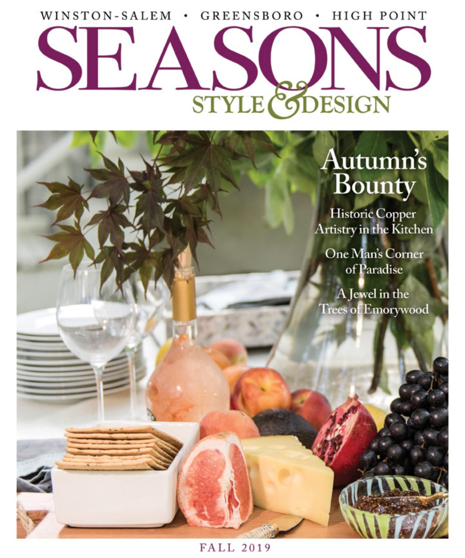 Arbor Acres Winston Salem Nc: Seasons Fall 2019 By O.Henry Magazine