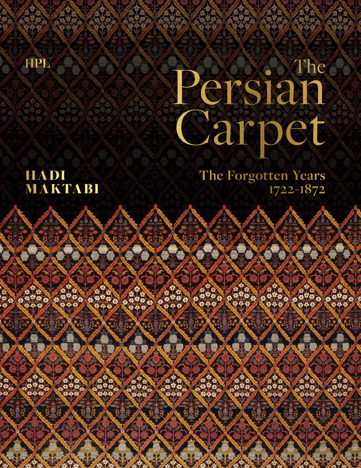 The Persian Carpet By Acc Art Books Issuu