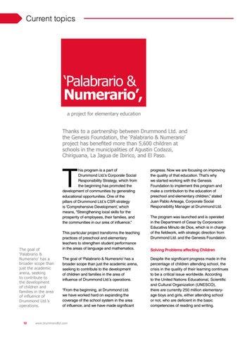 Page 10 of Palabrario & Numerario