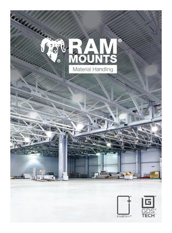 Material Handling catalog by RAM Mounts - issuu