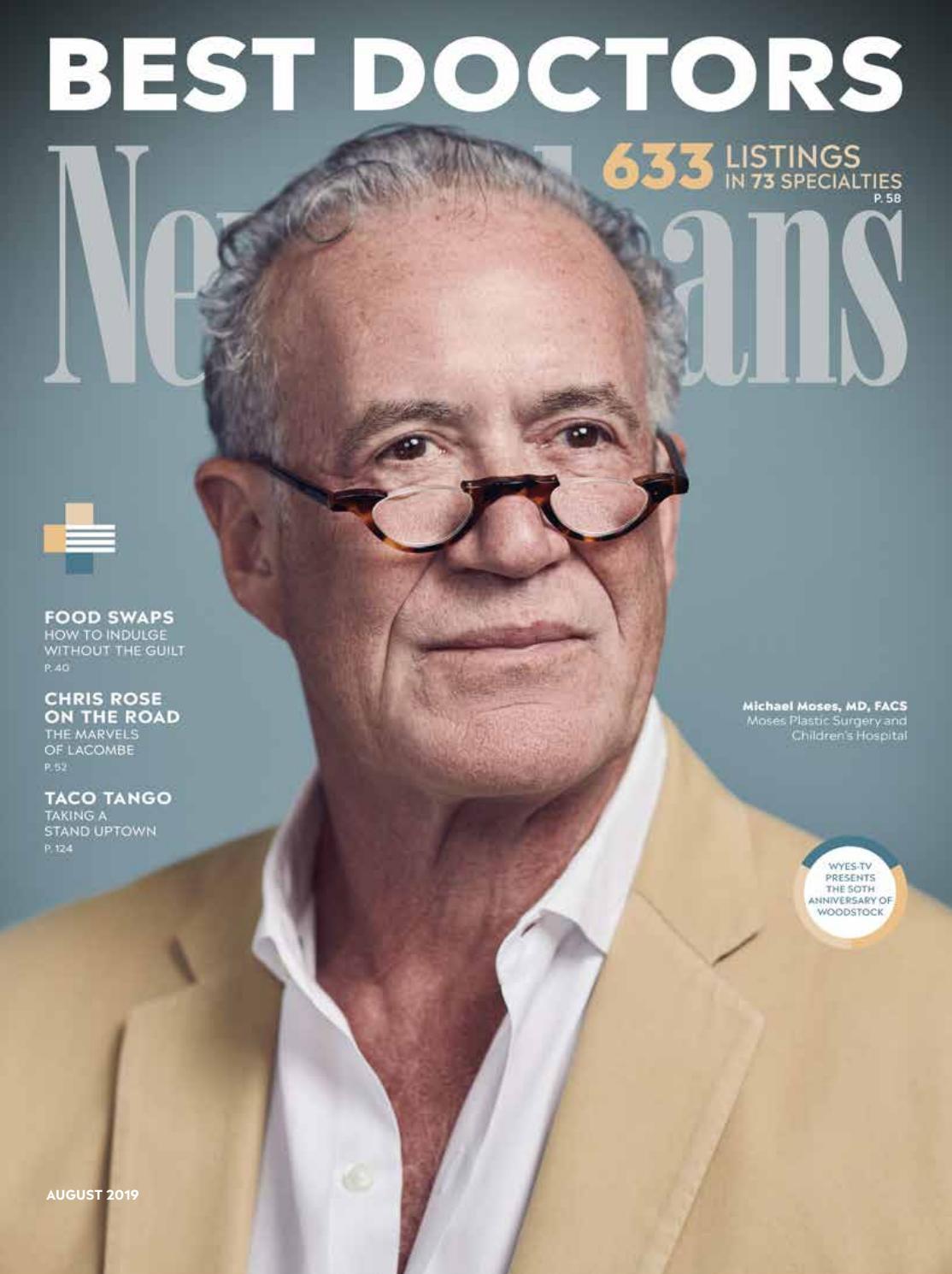 New Orleans Magazine August 2019 by Renaissance Publishing