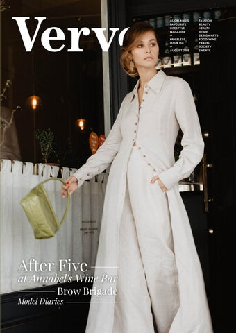Verve  August 2019  Issue 158  by Verve Magazine - issuu