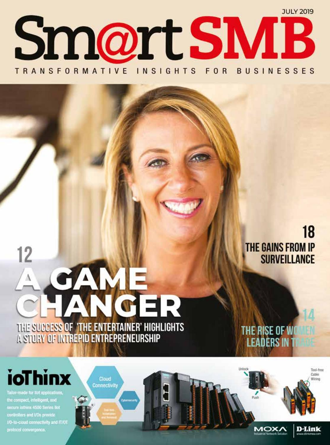 Smart SMB July 2019 by Business Media International - issuu