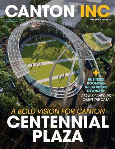 Canton Inc  Magazine Summer/Fall 2019 by Canton Regional