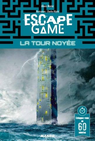 Escape Game La Tour Noyee By Fleurus Editions Issuu